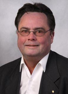 Joachim Zuse (Stellv. Vorsitzender der DG Bundespolizeiakademie)