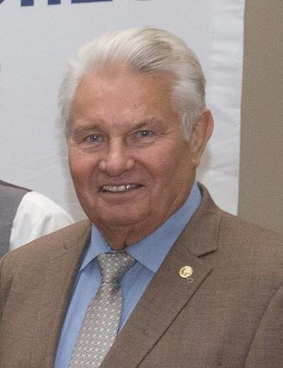 Wolfgang Kubik (Vorsitzender der Seniorengruppe)