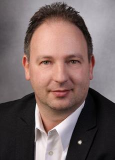 Heiko Dammann (Vors. der Tarifkommission zgl. Schriftführer)