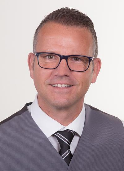 Michael Beyfuss (Stellv. Vorsitzender der DG Bundespolizeiakademie)