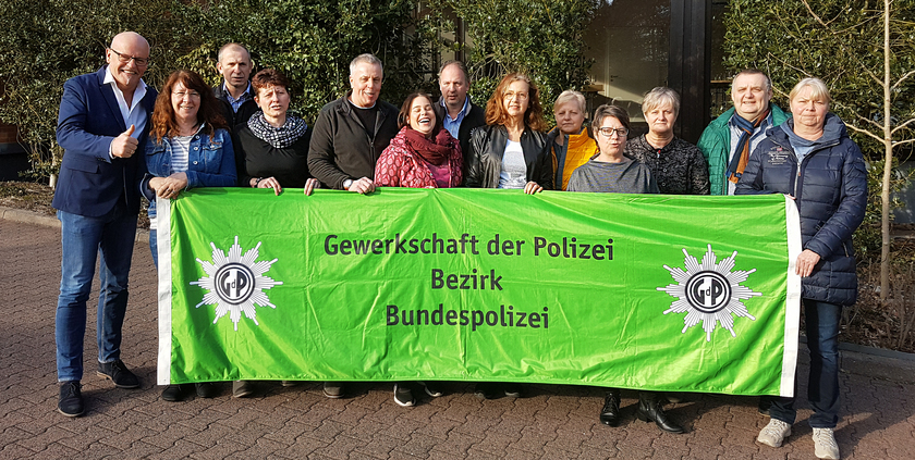 Tarifkommission GdP Bundespolizei