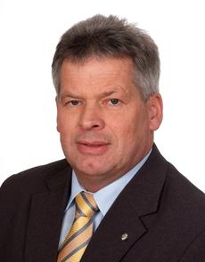 Uwe Neugebauer (Stellv. Vorsitzender der DG Bundespolizeiakademie)