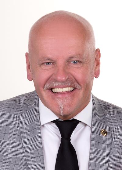 Rüdiger Maas (Vorsitzender der DG Bundespolizeiakademie)