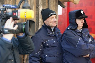 Polizei Uniform Mutze Pflicht Strenge Anz Ge Foto Blog 2017